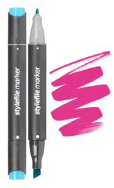 Stylefile Marker  Vivid Pink