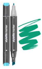 Stylefile Marker  Emerald Green