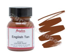 Angelus Leerverf 29ml  English Tan
