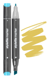 Stylefile Marker  Olive Yellow
