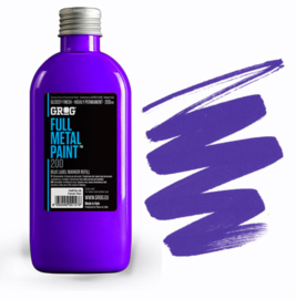 Grog FM Paint Goldrake Purple