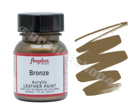 Angelus Leerverf 29ml Metallic Bronze