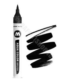 Molotow Aqua Brush Black