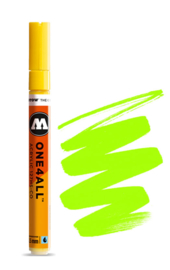 Molotow 127HS-CO  Neon Green Fluorescent