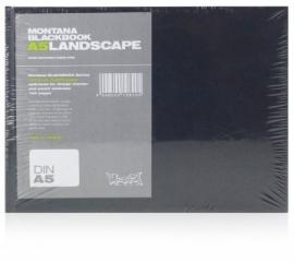 Montana Blackbook A5 Landscape
