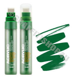 Montana Acrylic 15mm Shock Green Dark