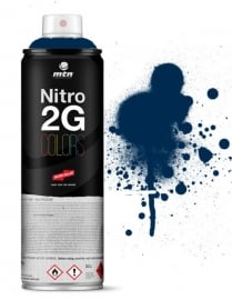MTN Nitro 2G 500ml Navy Blue