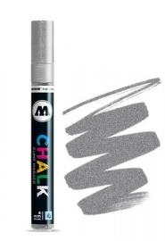 Molotow Chalk Marker 4mm Zilver