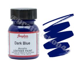 Angelus Leerverf 29ml  Dark Blue