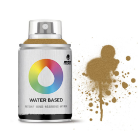 MTN Waterbased 100ml  Gold
