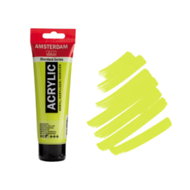 Amsterdam Acryl 120ml Greenish Yellow