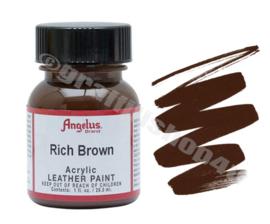 Angelus Leerverf 29ml  Rich Brown