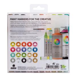 MTN   Water Based Marker 3mm Set 20st