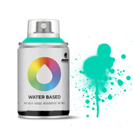 MTN Waterbased 100ml  Turquoise Green