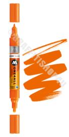 Molotow Acrylic Twin Neon Orange