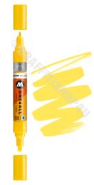 Molotow Acrylic Twin Zinc Yellow