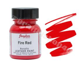 Angelus Leerverf 29ml  Fire Red