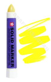 Sakura Solid Marker Fluor Yellow