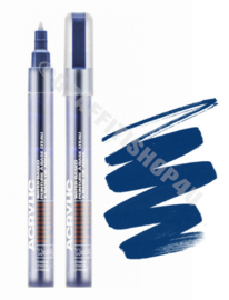 Montana Acrylic Marker 0,7mm Shock Blue Dark