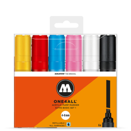 Molotow 327HS Basic Set1 6st.
