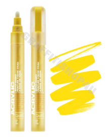 Montana Acrylic Marker  2mm SH1000 yellow Light