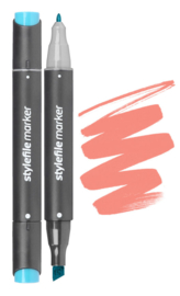 Stylefile Marker  Coral Pink