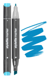 Stylefile Marker  Indian Blue