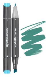 Stylefile Marker  Dark Green