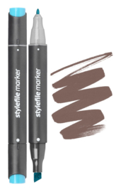 Stylefile Marker  Chestnut Brown