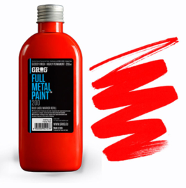 Grog FM Paint Ferrari Red