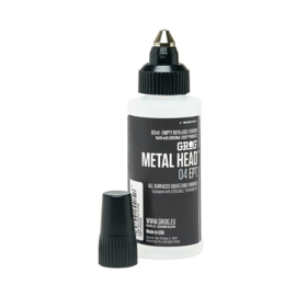 Grog Metal Head Marker Empty