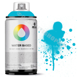 MTN Water Based 300ml Blue Green Light