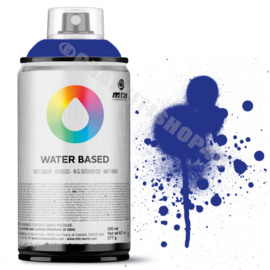 MTN Water Based 300ml Primary Blue Dark