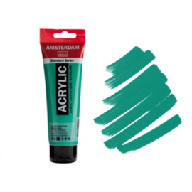 Amsterdam Acryl 120ml Emerald Green