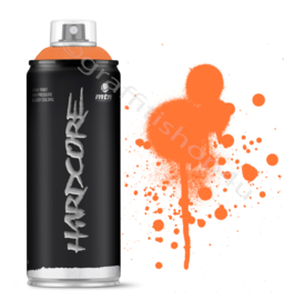 MTN Hardcore Pastel Orange