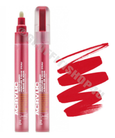 Montana Acrylic Marker  2mm SH3020 KENT Blood Red