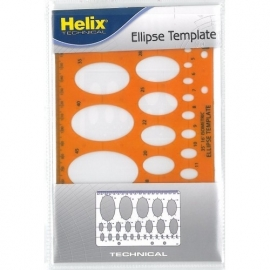 Helix Elips-sjabloon