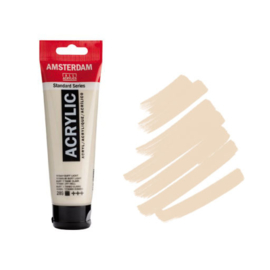 Amsterdam Acryl 120ml Titaan Buff Light