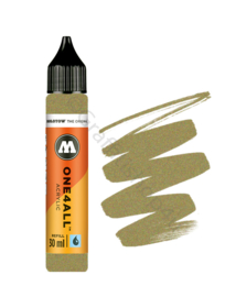 One4All refill 30ml Metallic Gold