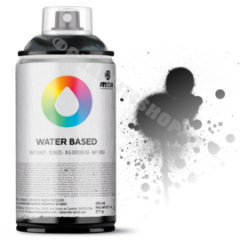 MTN Water Based Semitransparent  Black