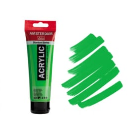 Amsterdam Acryl 120ml Brilliant Green