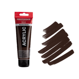 Amsterdam Acryl 20ml Burnt Umber