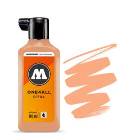 Molotow refill 180ml Peach Pastel