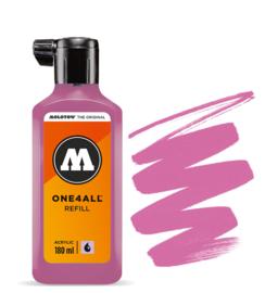 Molotow refill 180ml Fuchsia Pink
