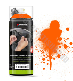 MTN Vinyl Coating Fluor Orange