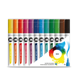 Molotow Aqua Color Brush Basic Set 1