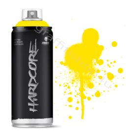 MTN Hardcore Light Yellow