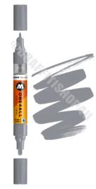 Molotow Acrylic Twin Cool Grey Pastel