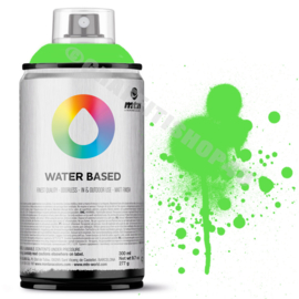 MTN Water Based Fluor Green