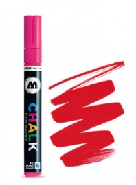 Molotow Chalk Marker 4mm Rood